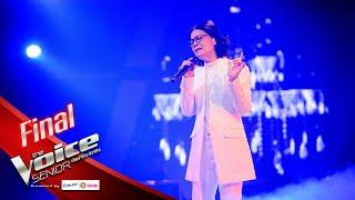 อาติ๋ม - Stay - Final (Top 4) - The Voice Senior Thailand - 30 Mar 2020
