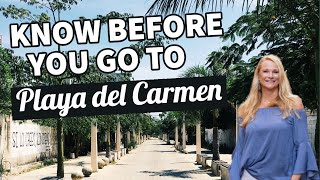 Know Before You Go to Playa del Carmen, Mexico 🏖️| Traveling to Mexico Tips