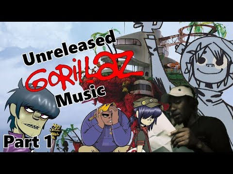 Download Every Gorillaz Song Ever Made Including Unreleased Songs