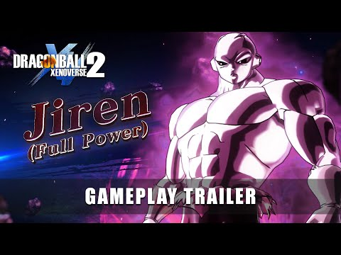 Dragon Ball Xenoverse 2 : Jiren (Full Power) Trailer