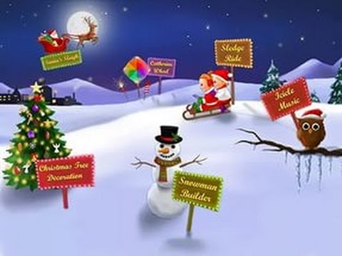 sweet baby girl of christmas fun and snowman gifts обзор игры андроид game rewiew android