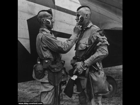 RP MODELS-Lieutenant-colonel parachutiste US Vandervoort, Dday, 1944 Normandie