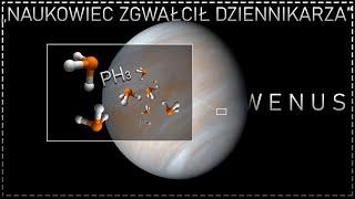 """NIE znaleziono śladów życia na Wenus. (Analiza światowej """"sensacji"""")"""