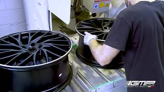 Alloy Wheel Making #4 - Final Control