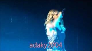 """Anna Vissi - """"Eho pethani gia sena"""",""""Den tha yparxi allo"""" (Athinon Arena,March 2011/Closing night)"""