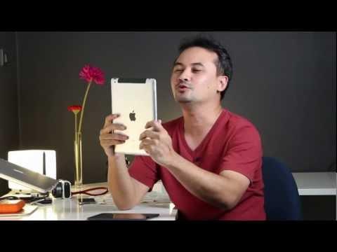 Review : iPad Mini 32GB Wi-Fi ของพี่หาว