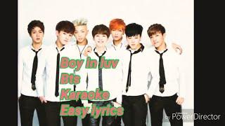 bts boy with luv easy lyrics karaoke - TH-Clip