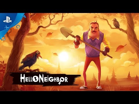 Hello Neighbor – Trailer d'annonce sur PS4  de Hello Neighbor