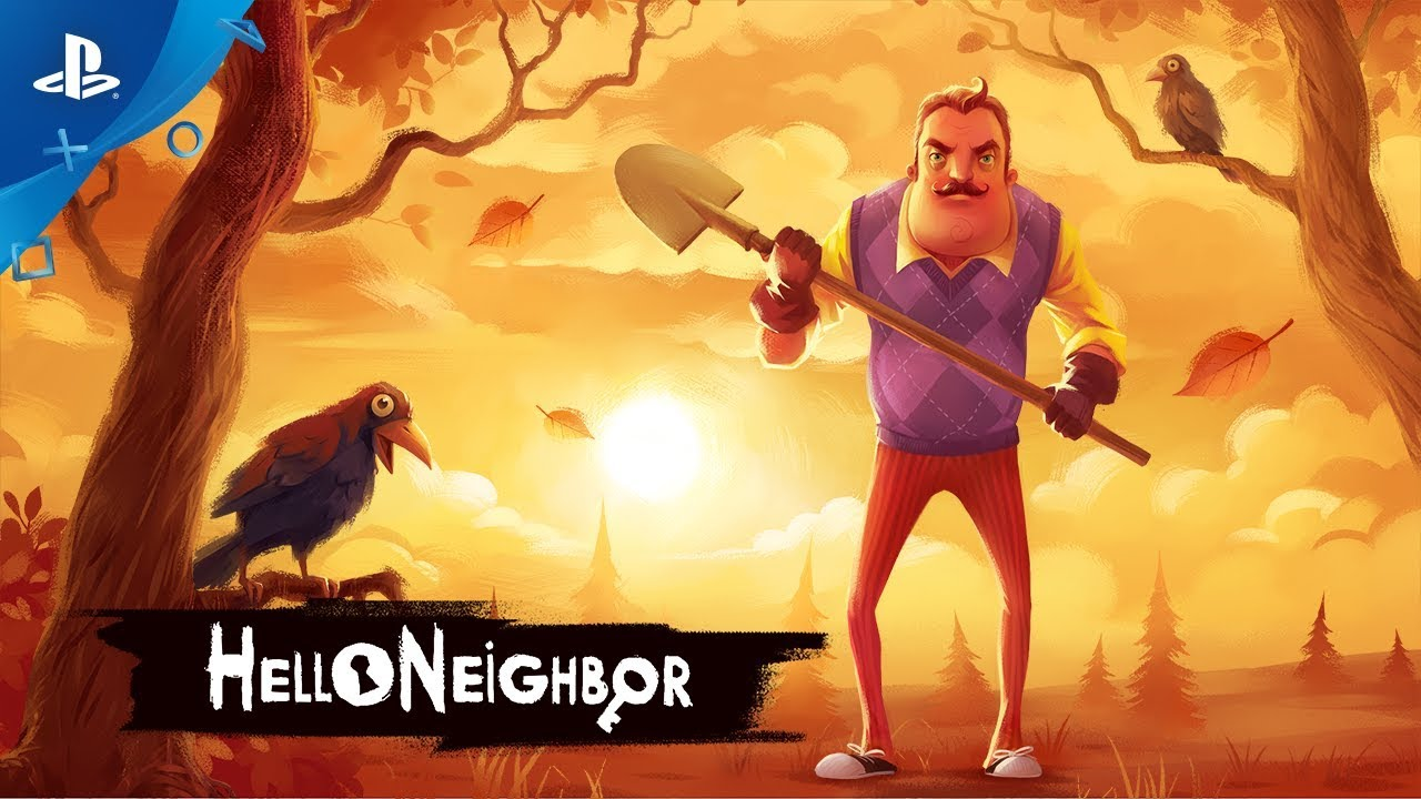 Hello Neighbor Comes to PS4 This Summer