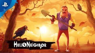 Hello Neighbor – Announce Trailer | PS4