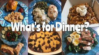 What's for Dinner| Family Meal Ideas| July 23-29, 2018