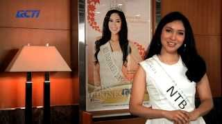 Diandra Zahra Karima for Miss Indonesia 2015
