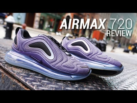Nike Air Max 720 Review & On Feet