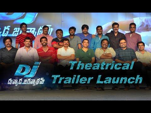 Dj - Duvvada Jagannadham Trailer Launch