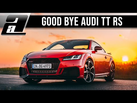 Der LETZTE seiner Art | Audi TT RS 2020 (400PS, 480Nm) | REVIEW