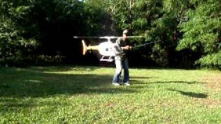 U.S Army Bell TH-67 Creek RC Helicopter