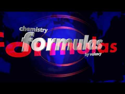 Symbols of chemistry