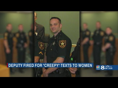 Pinellas deputy who sent sexual texts to vulnerable women fired, sheriff says