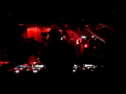 DJ Elias at R33 Mallorca playing a warm up set for Carl Craig on Friday August 11- 2017