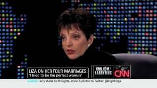 !!LARRY KING: LIZA MINNELLI ON MARRIAGE, HER MOTHER JUDY GARLAND!!
