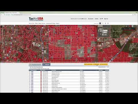 TaxNetUSA Generating Real Estate Leads: With TaxNetUSA Pro