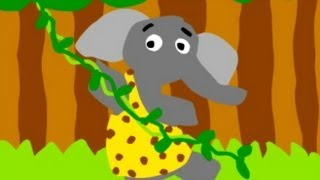 The Elephant Song - Cool Tunes for Kids by Eric Herman