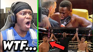 Deji Gets EMBARRASSED , AnEsonGib ROBBED & Bryce Hall Gets DESTROYED!!  *KSI & More React**