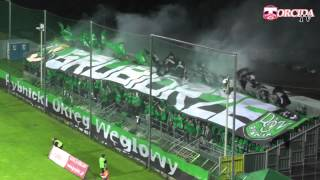 preview picture of video 'GKS Katowice - ROW Rybnik (14.09.2013)'