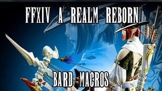 FFXIV ARR 101 Episode 30: Macro Basics (Part 1) - Thủ thuật
