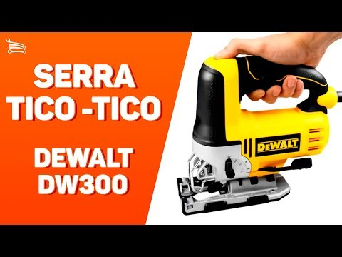 Serra Tico Tico Orbital 500W  - Video