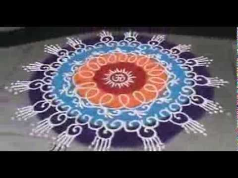 competition rangoli designs by sehore express