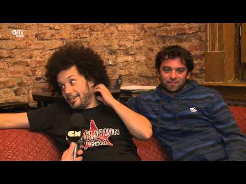 Once Tiros video Entrevista CM  - Mayo 2015