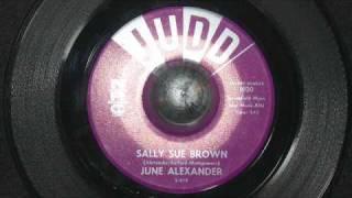 (June) Arthur Alexander / Sally Sue Brown