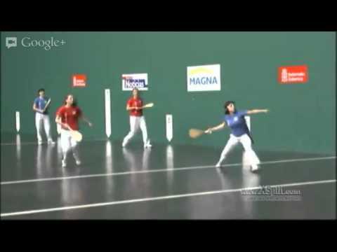 Final I Torneo Pala Navarra de Mujeres