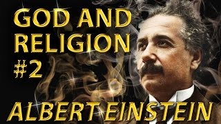 Albert Einstein Quote On God And Religion #2