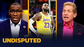 Magic Johnson tweets Giannis & KD are coming for LeBron's throne - Skip & Shannon I NBA I UNDISPUTED