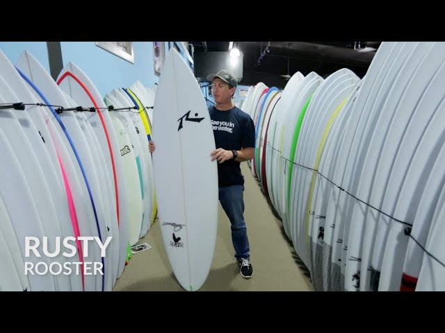 Rusty Rooster Surfboard Review