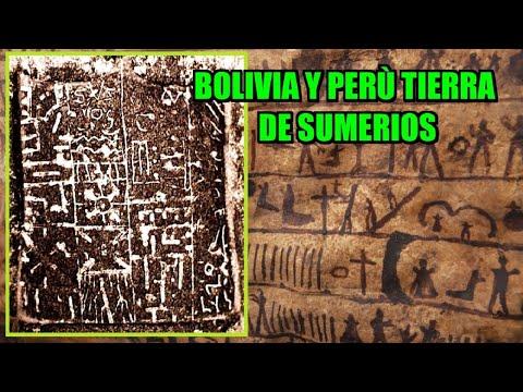 BOLIVIA Y PERÙ FUERON TERRITORIO SUMERIO - TVM