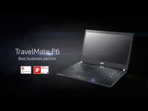 Acer TravelMate P6 Laptop -- Best business partner (Features & Highlights)