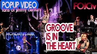 "Deee-Lite's ""Groove Is In The Heart"" cover done by Fans of Jimmy Century (Popup video) in Las Vegas"