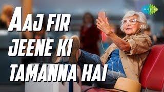 Storiyaan - Short Stories | Aaj Phir Jeene Ki Tamanna Hai | 3 mins story