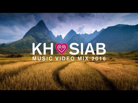 KHOSIAB MUSIC VIDEO MIX 2016