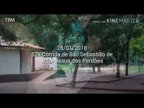 52a Corrida de São Sebastião de Bom Jesus dos Perdões - 28/01/2018.