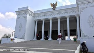 Bangunan yang Habiskan Dana Sekitar Rp1,8 Miliar Ini Terinspirasi dari Istana Negara