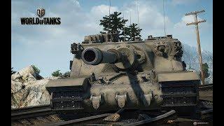 Мастер и Медаль Пула на Tortoise - World of Tanks Blitz