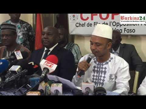 Elections au Burkina Faso : La CENI a « failli dans l'organisation », selon l'Opposition