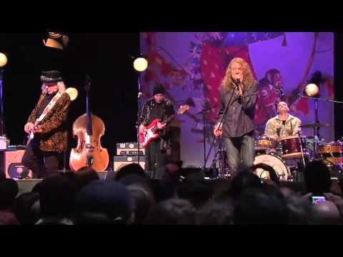 Robert Plant and Band of Joy - Angel Dance, Live From The Artists Den