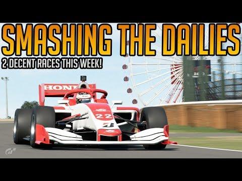 Gran Turismo Sport: Smashing This Weeks Daily Races