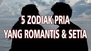 Lima Zodiak Pria Ini Paling Romantis dan Setia pada Pasangan