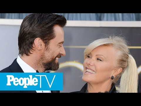 Hugh Jackman On Keeping His 21-Year Marriage Strong: The Crazy Ups & Crazy Downs | PeopleTV